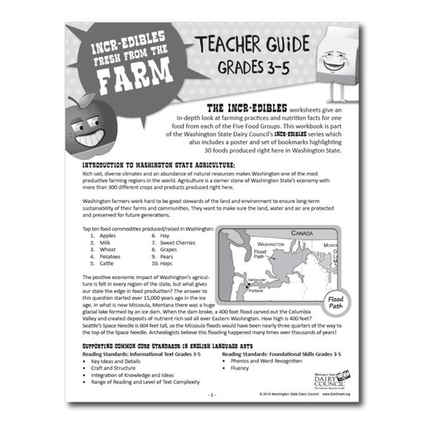 Incr-edibles Workbook Leader Guide-Free Download