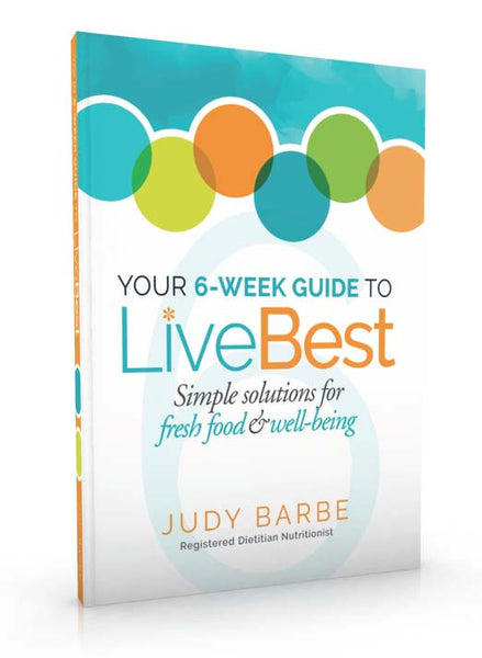 LiveBest 6-week Healthy Eating Program-Leader Guide-Free Download