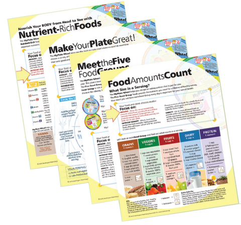 MyPlate Wheel Masters--Free Download