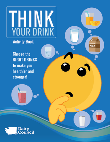 Think Your Drink Activity Book