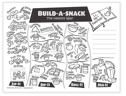 Build-a-Snack Master for Students-Free Download