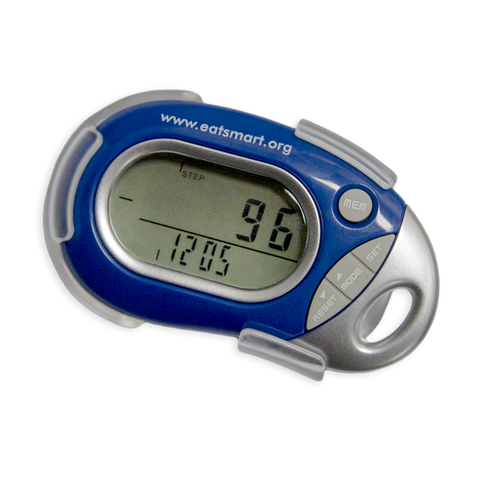 Eat Smart, Move Smart Pedometer