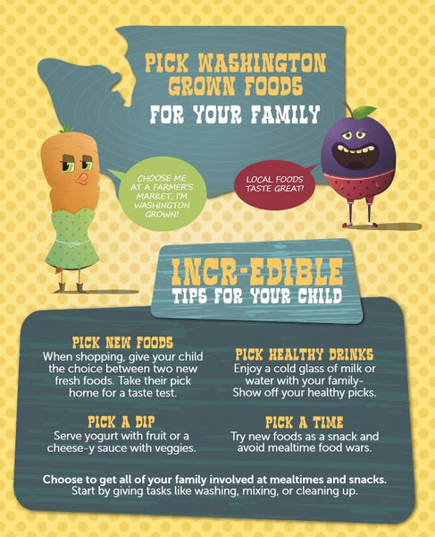 Pick and Choose Incr-edible Nutrition