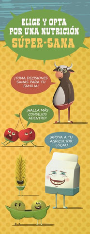 Pick and Choose Incr-edible Nutrition- Spanish Version