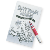 Tasty Brain Teasers or Guide to Good Grub