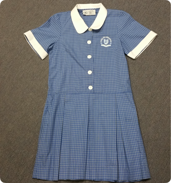 Girls (Junior) Summer Dress - Yrs 7-10