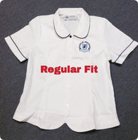 Girls Blouse REGULAR Fit SHORT Sleeve