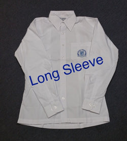 Boys Shirt LONG Sleeve Yrs 7-12