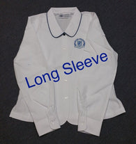 Girls Blouse SLIM Fit LONG Sleeve