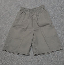 Boys (Junior) Grey Shorts - Yrs 7-10