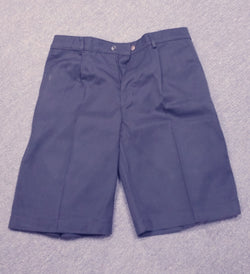 Boys (Senior) Blue Shorts - Yrs 11 & 12