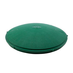 "Tuf-Tite 16"" Domed Septic Tank Cover"