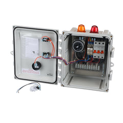 Aerobic Septic Clock Timer Control Panel Dual Light