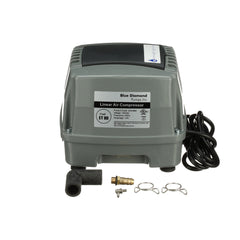 Blue Diamond ET80 Septic Air Pump Front View