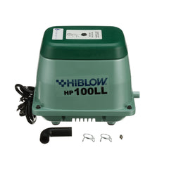 Hiblow HP-100LL Green Septic Air Pump