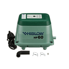 Hiblow HP-60 Septic Air Pump No Alarm