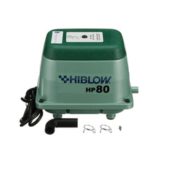 Hiblow HP-80-0110 Septic Air Pump No Alarm
