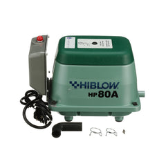Hiblow HP-80-013A Septic Air Pump With Alarm