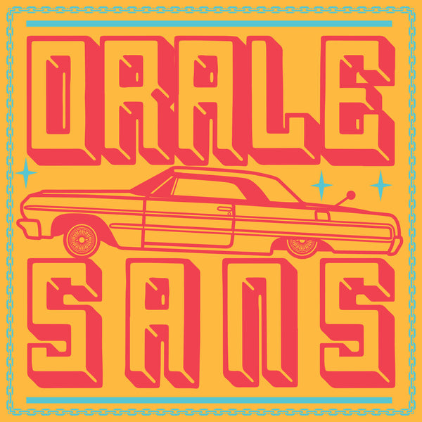 Orale Sans Font Available!