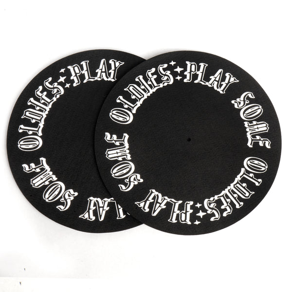 Oldies Slipmat, pair