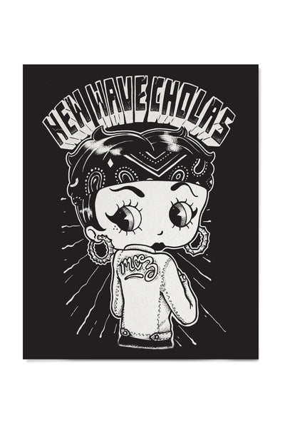 New Wave Cholas Art Print