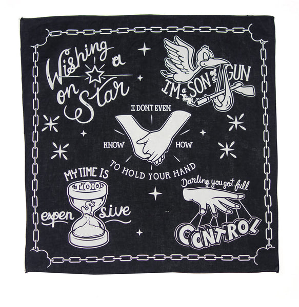 Oldies bandana