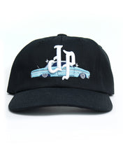 Load image into Gallery viewer, Lowrider JP, unstructured cap, Black