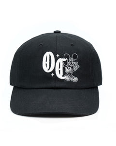 Mouse OC, unstructured cap, Black