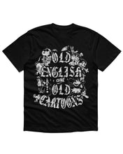 Load image into Gallery viewer, OG FAMILY x Benjie Mens Short Sleeve, Black