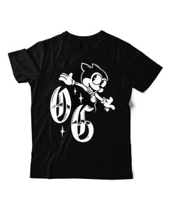 OG FAMILY x Benjie youth Short Sleeve, Black