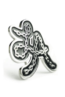 LA Chain Chrome Pin