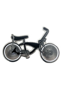Lowrider Bike Chrome Pin