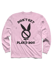Load image into Gallery viewer, Play'dboy Long Sleeve, Pink