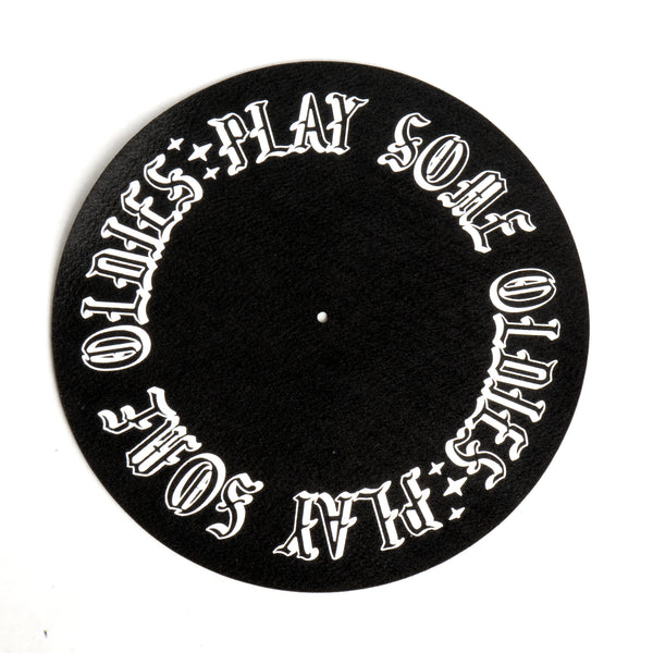 Oldies Slipmat, single