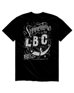 Summer Time Short Sleeve, Black
