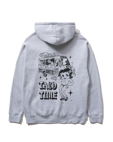 Taco Time Pullover, Athletic Heather