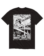 Load image into Gallery viewer, Traffic Jams Short Sleeve, Black
