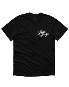 Traffic Jams Short Sleeve, Black