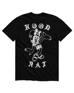 Hoodrat Short Sleeve, Black