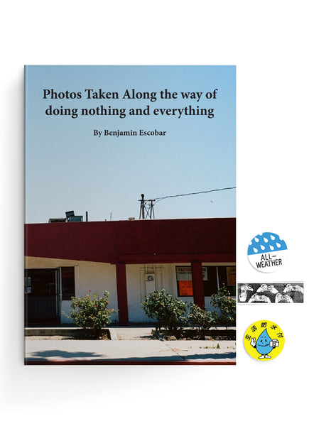 Photos taken along the way... Zine