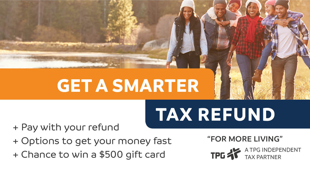 "TPG ""Smarter Refunds Campaign"" Desktop/laptop wallpaper (Spanish and English)"