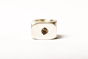Sistema Ring (Oval, 0.4 CT, 1-Stone, 17mm, MA+DIA)