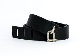 Restraint Charm Belt (40mm, BLK+Z)