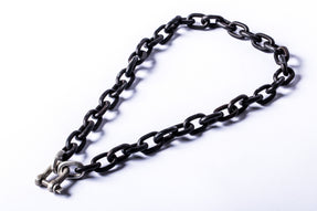 Charm Chain Choker (Extra small links, KU+DA)