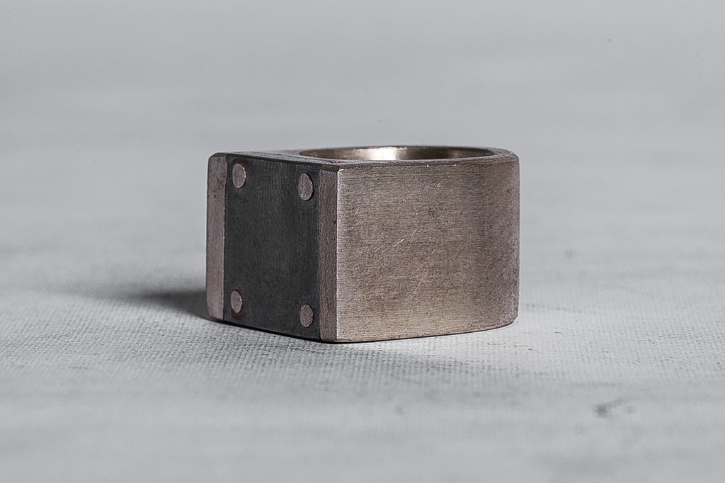 Plate Ring Single (17mm, MA+MST)