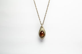 Chrysalis Necklace (Lodolite, DA+LOD)