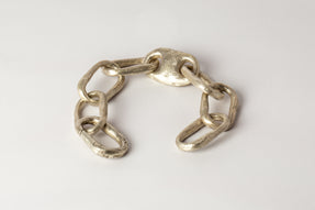 Small Link Bracelet w/ Small Closed Link (MA)