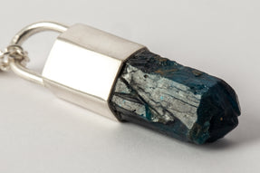 Talisman Necklace (Blue Apatite, MA+BAPA)