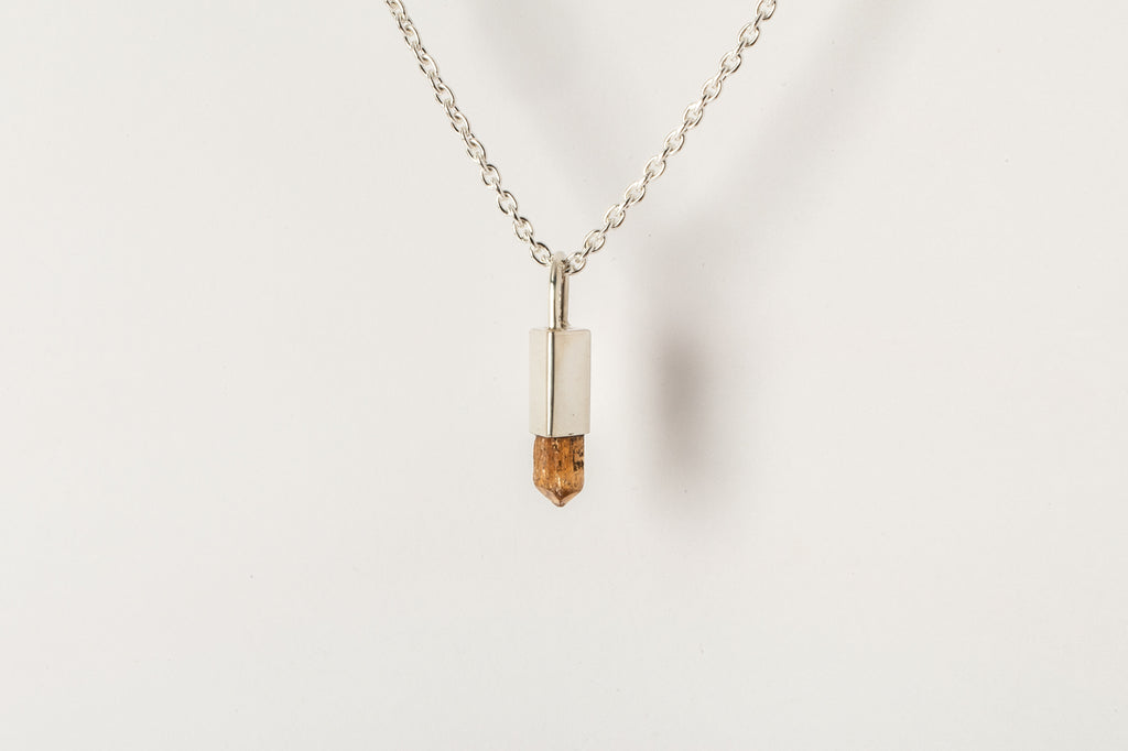 Talisman Necklace (Imperial Topaz, PA+ITOP)