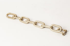 Charm Chain Bracelet (Medium Links, AS)